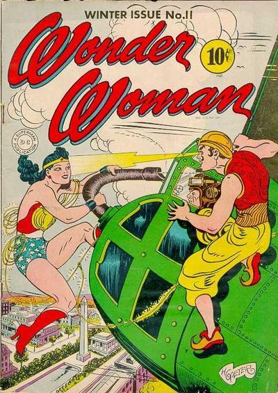 Wonder Woman Vol 1 11