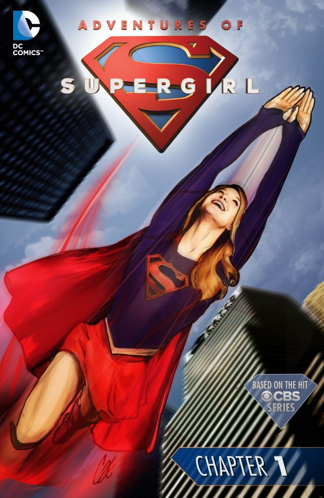 Adventures of Supergirl Vol 1 1 (Digital)