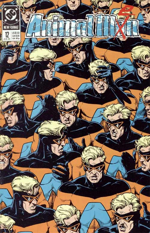 Animal Man Vol 1 12