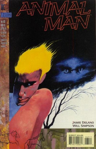 Animal Man Vol 1 65