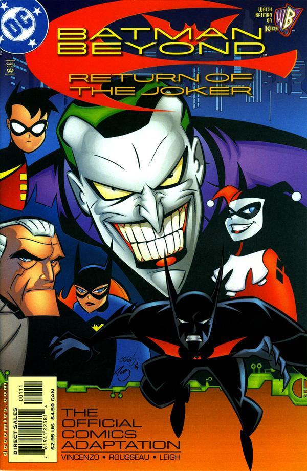 Batman Beyond: Return of the Joker Vol 1 1