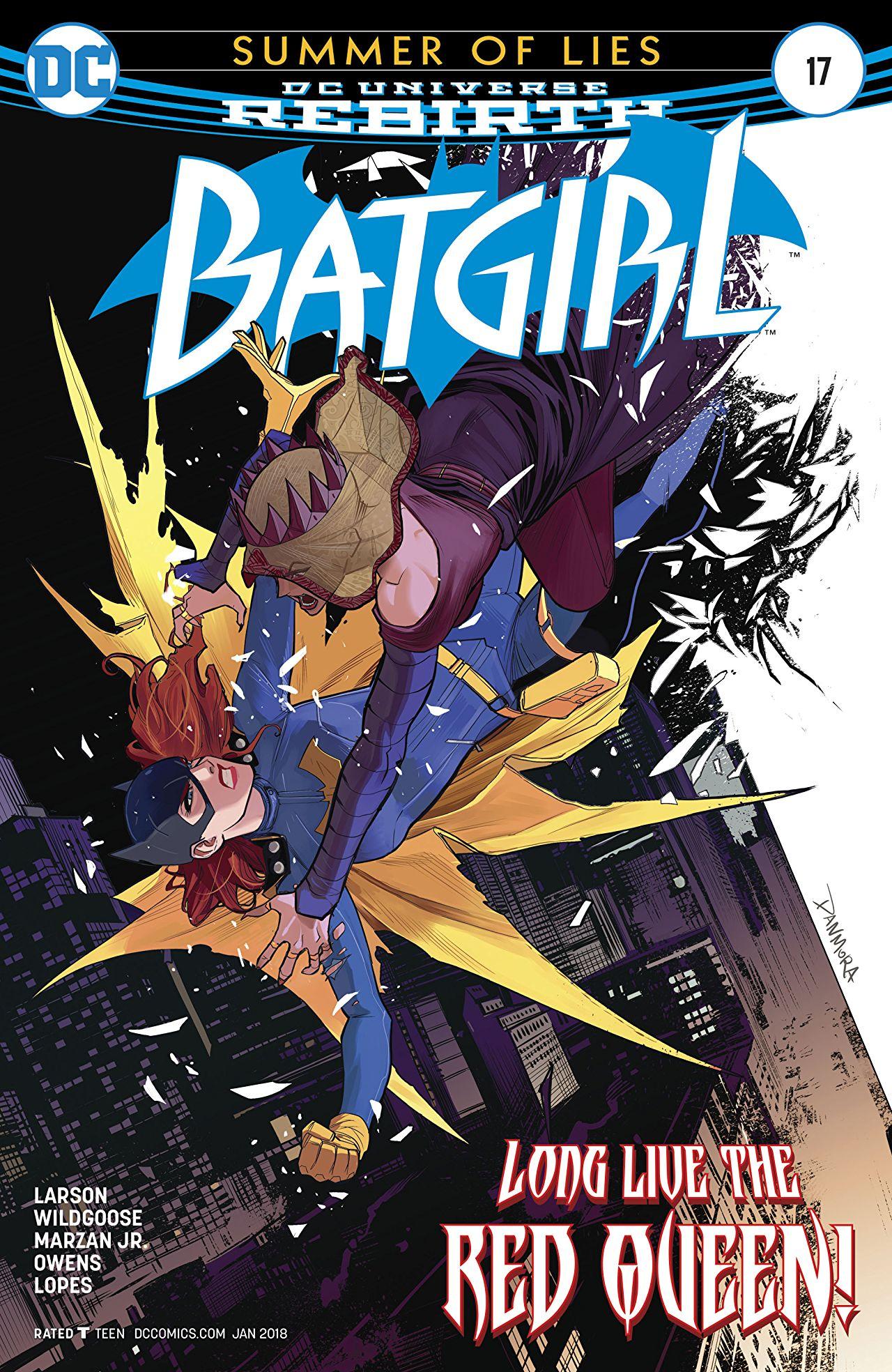 Batgirl Vol 5 17