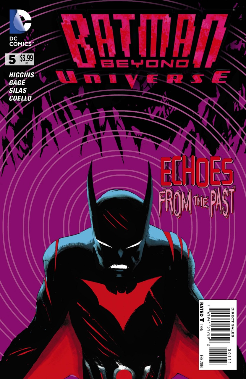 Batman Beyond Universe Vol 1 5