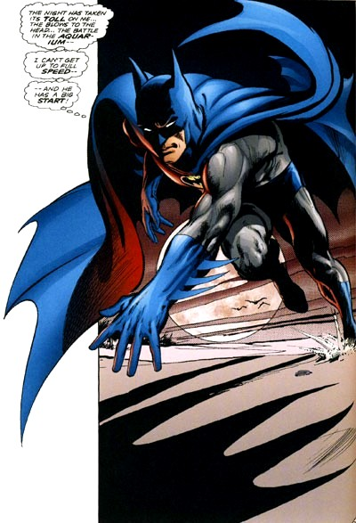 Bruce Wayne (Earth-One)