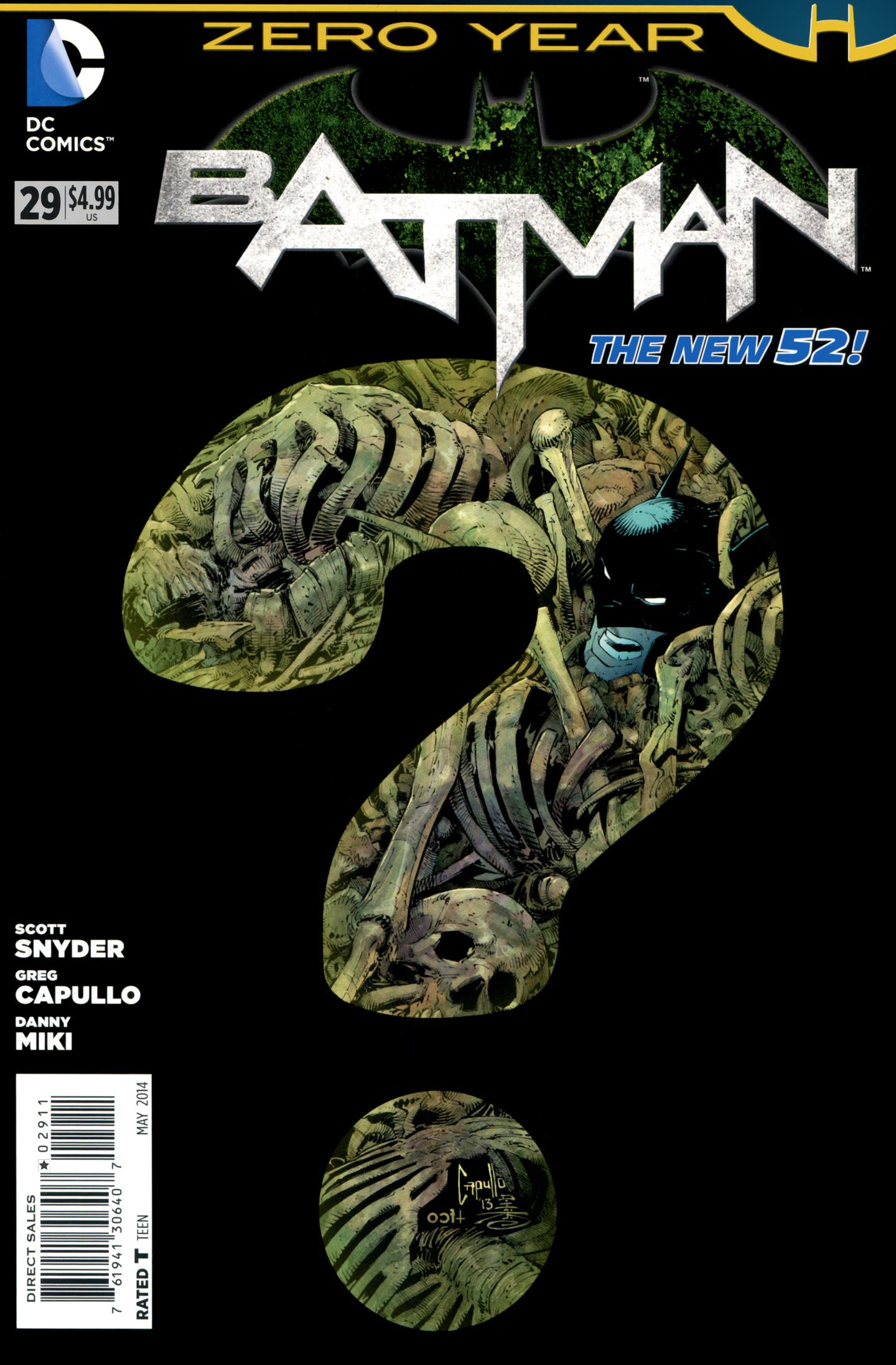 Batman Vol 2 29
