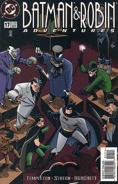 The Batman and Robin Adventures Vol 1 17