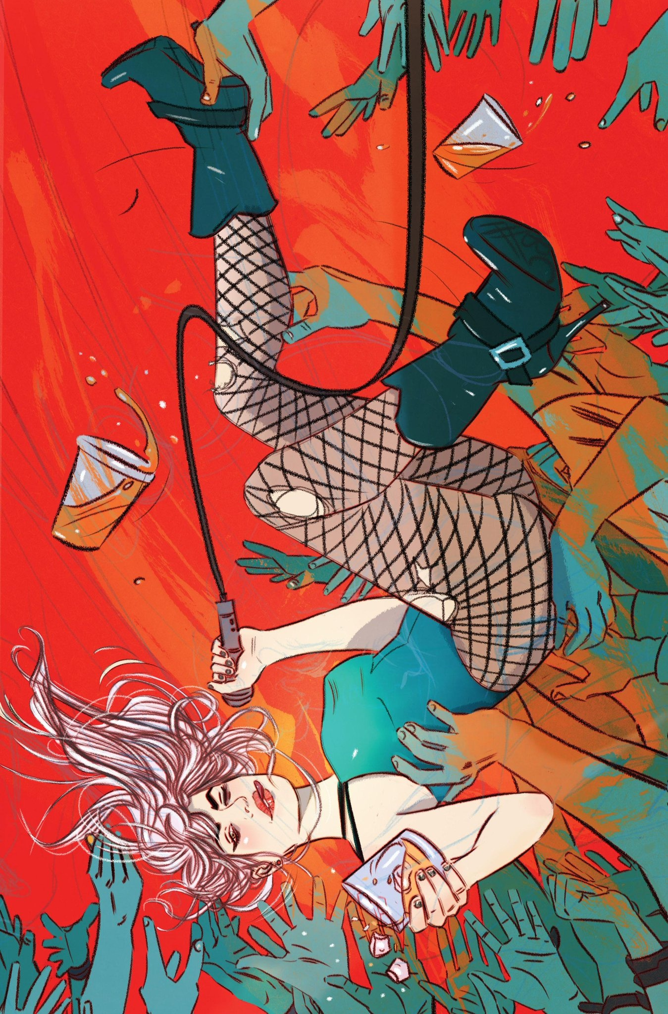 Black Canary Vol 4 1 Textless Variant.jpg