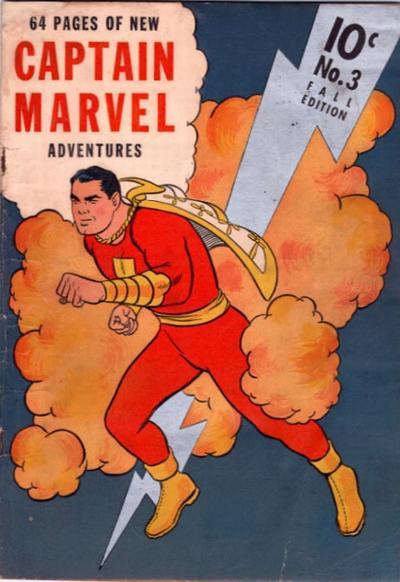 Captain Marvel Adventures Vol 1 3
