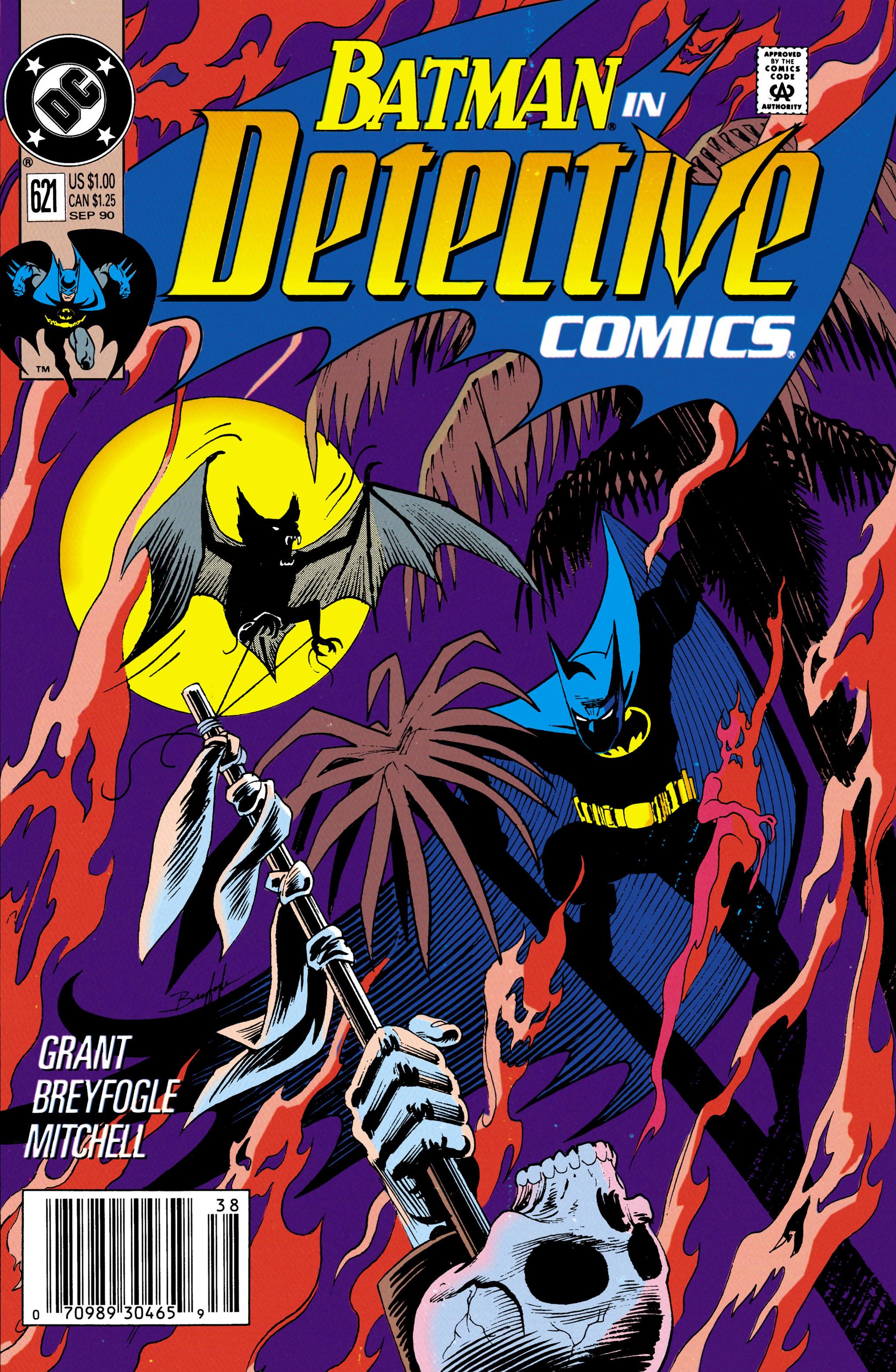 Detective Comics Vol 1 621
