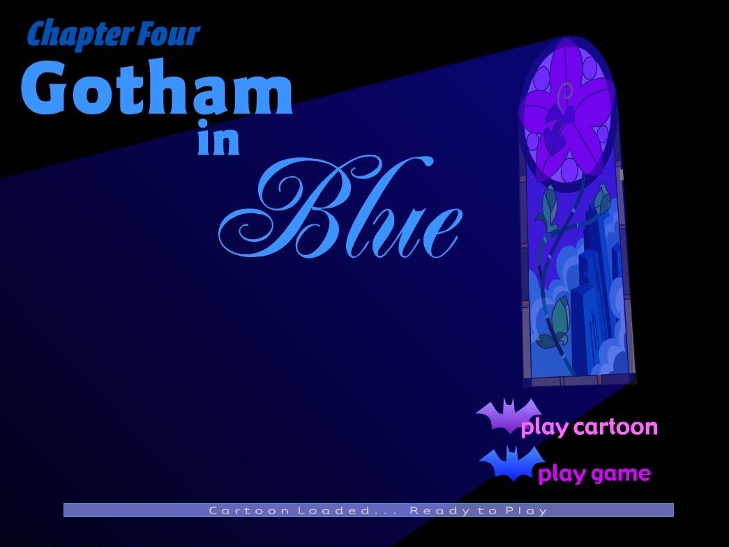Gotham Girls (Webseries) Episode: Gotham in Blue