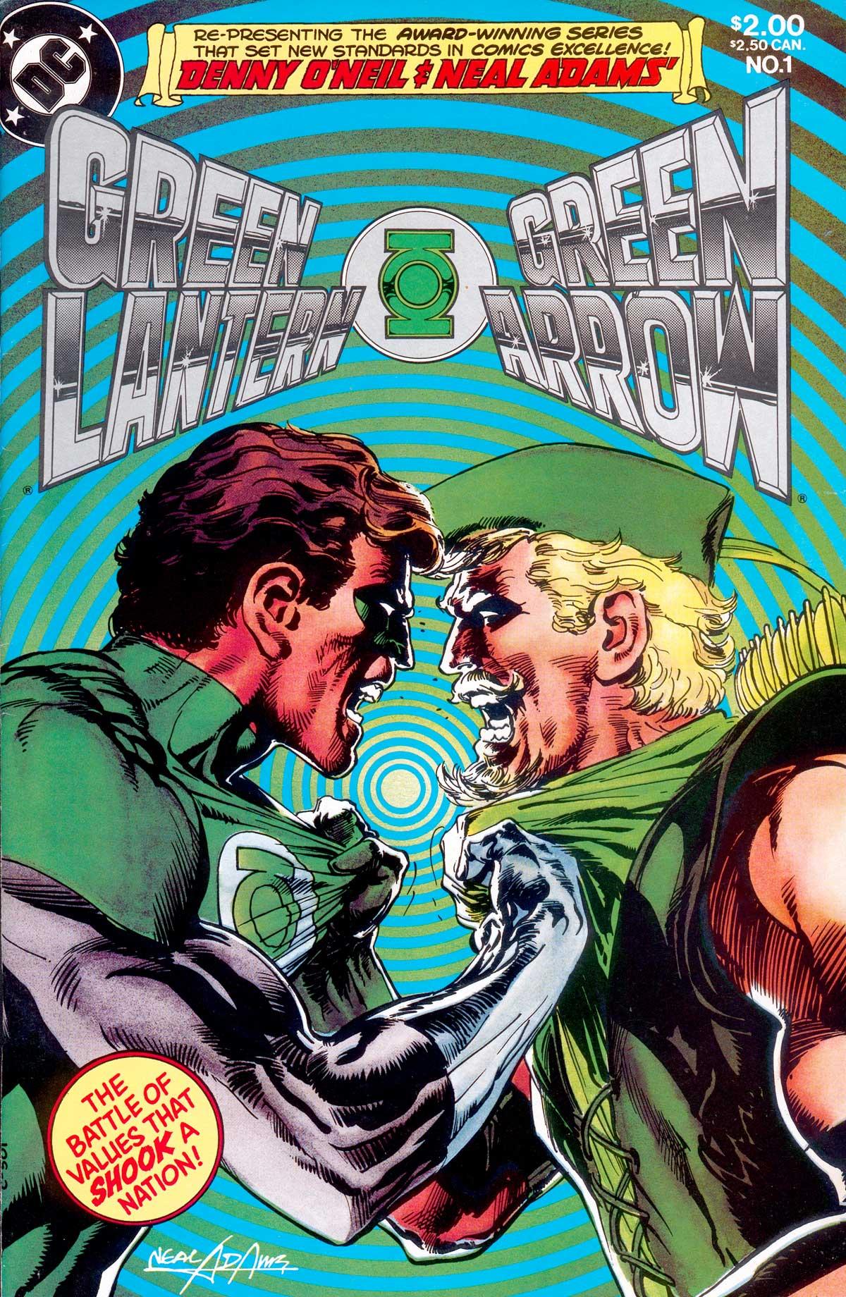 Green Lantern/Green Arrow Vol 1