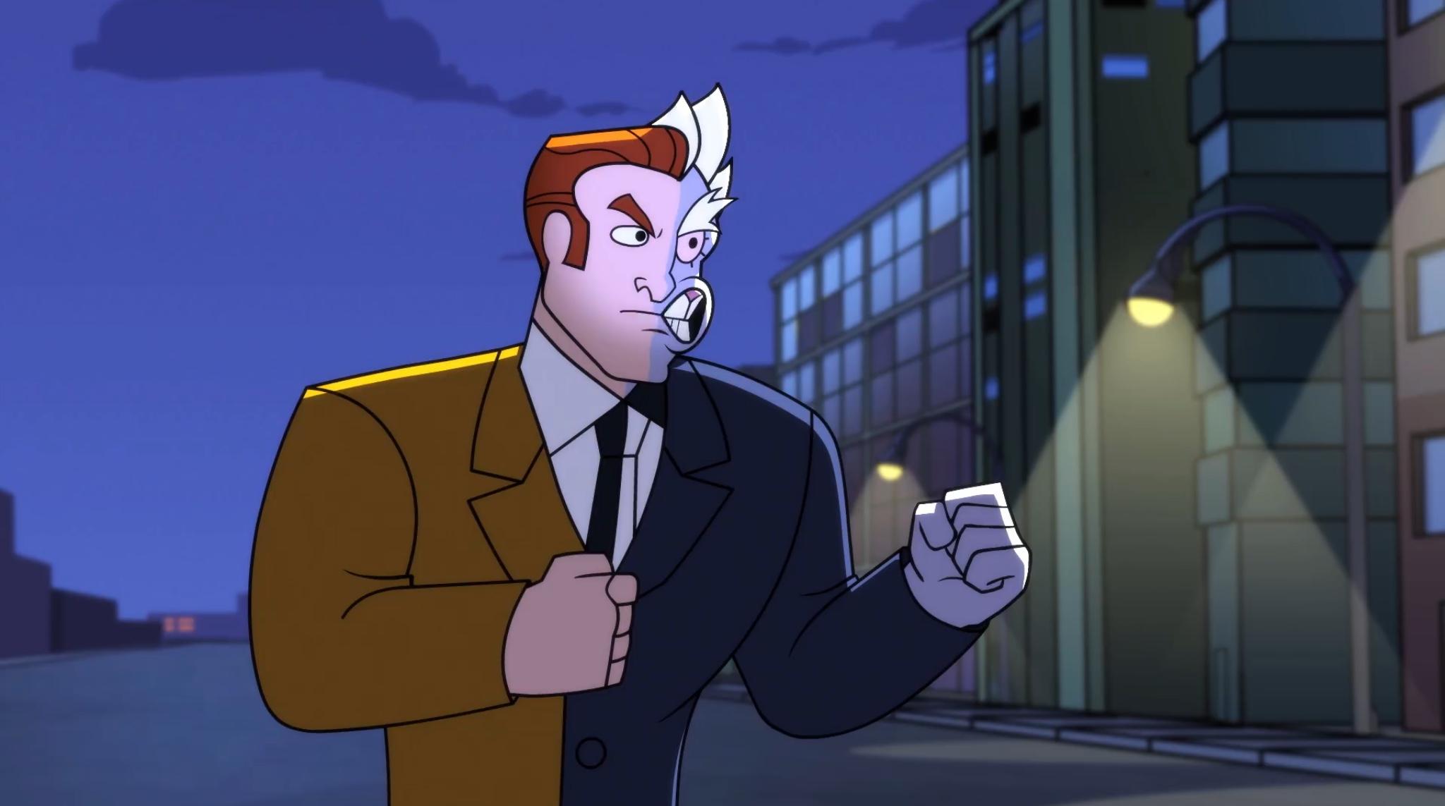 Harvey Dent (DC Super Friends Web Series)