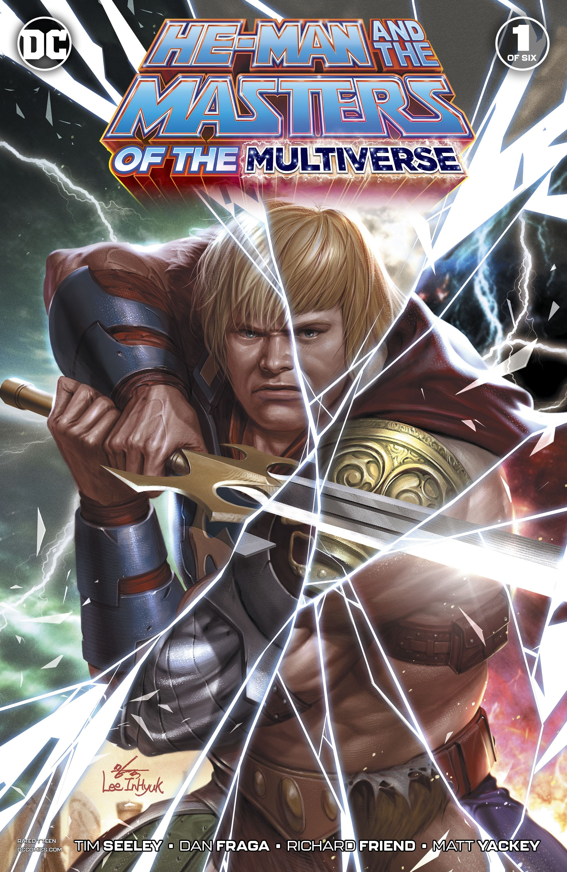 He-Man and the Masters of the Multiverse Vol 1