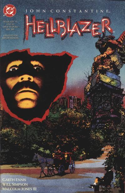 Hellblazer Vol 1 43