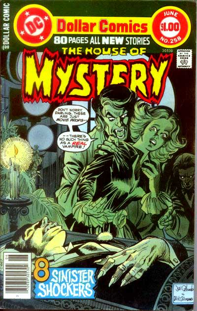 House of Mystery Vol 1 258