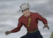Jason Garrick Man of Tomorrow Earth-2 0001