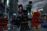 Justice League Lego Batman 001