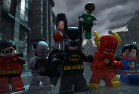 Justice League (Lego Batman)/Gallery