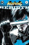 Nightwing Rebirth Vol 1 1