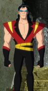 Paco Ramone Harley Quinn TV Series 0001