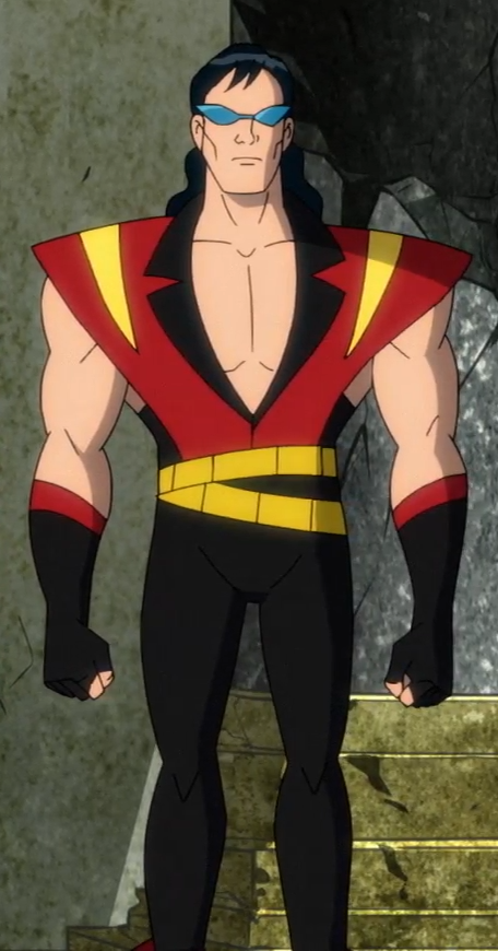 Paco Ramone (Harley Quinn TV Series)