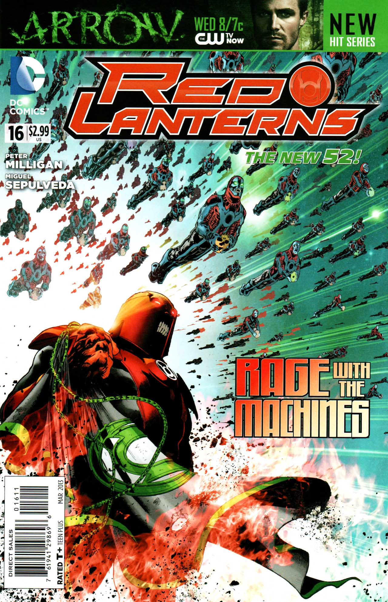 Red Lanterns Vol 1 16