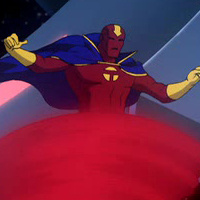 Red Tornado (Crisis on Two Earths)