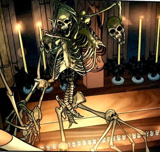 Skeleton Crew (Wildstorm Universe)