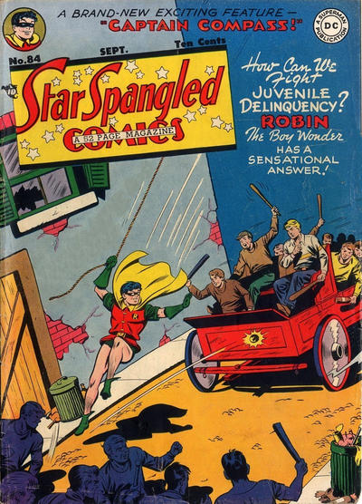 Star-Spangled Comics Vol 1 84
