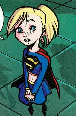Kara Zor-El (Li'l Leaguers)