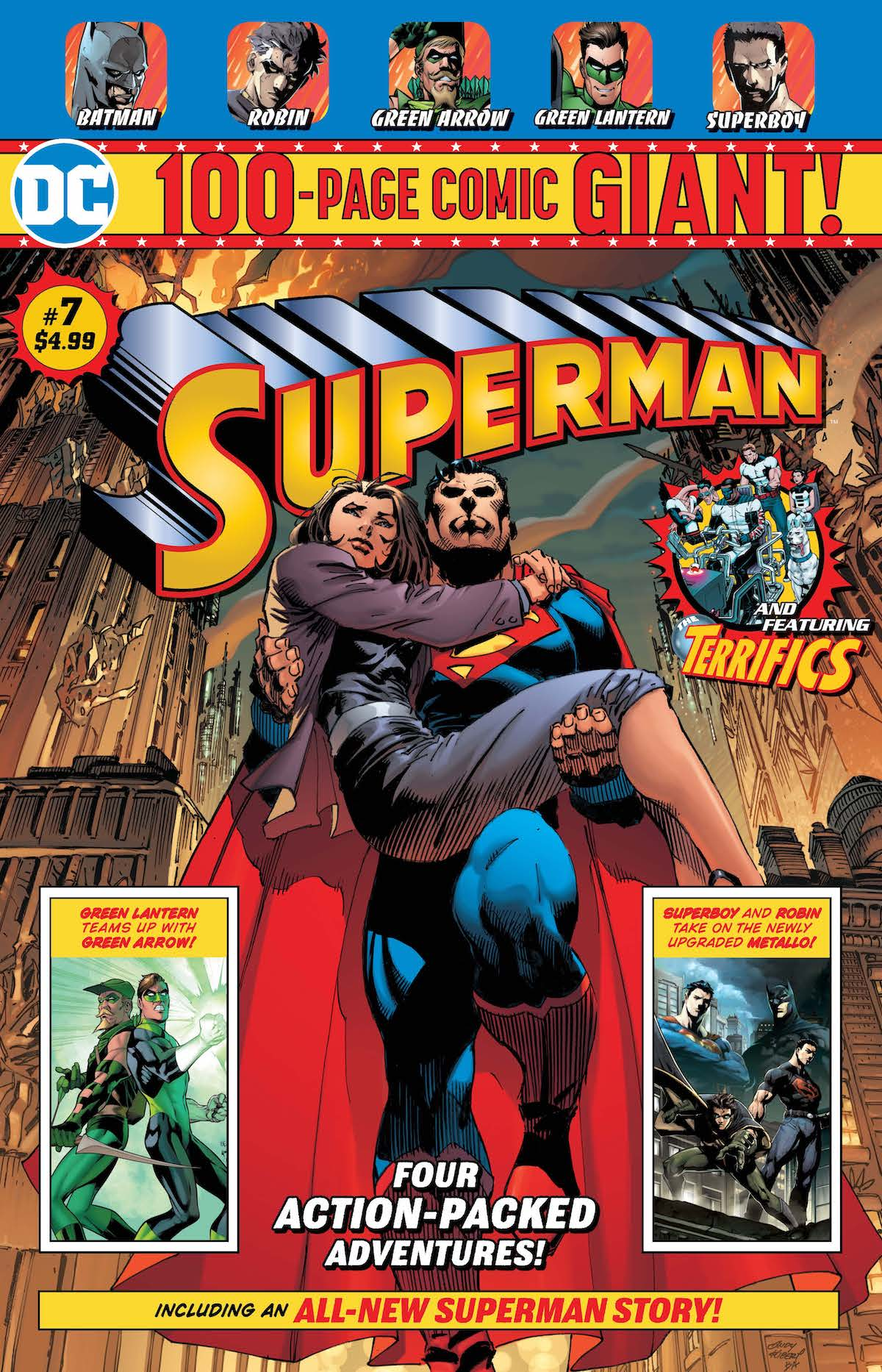 Superman Giant Vol 1 7