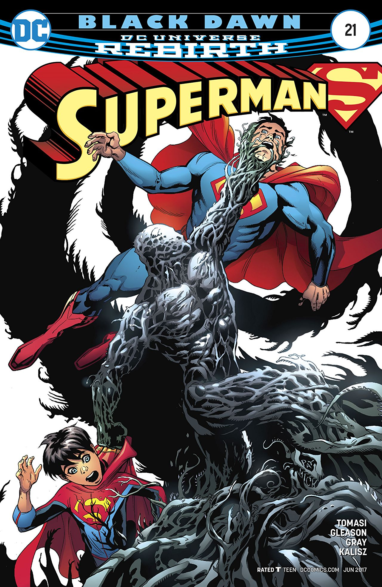 Superman Vol 4 21