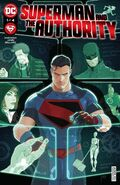 Superman and the Authority Vol 1 1