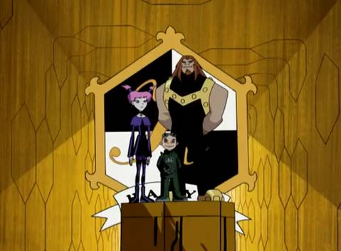 Teen Titans (TV Series) Episode: Final Exam