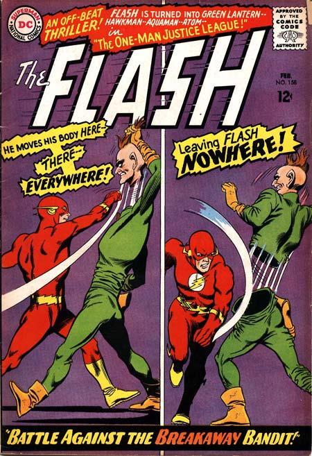 The Flash Vol 1 158