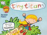 Tiny Titans Vol 1 6