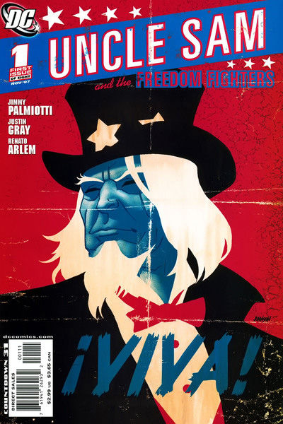 Uncle Sam and the Freedom Fighters Vol 2