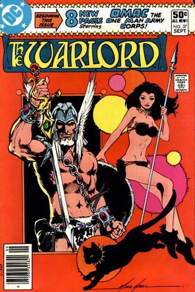 Warlord Vol 1 37