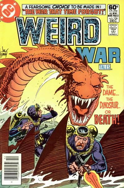 Weird War Tales Vol 1 106