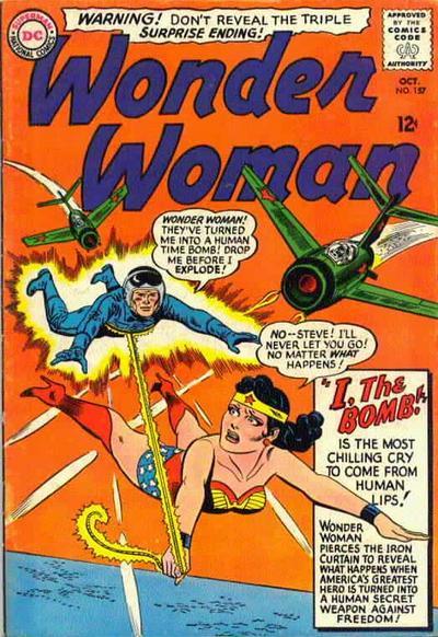 Wonder Woman Vol 1 157