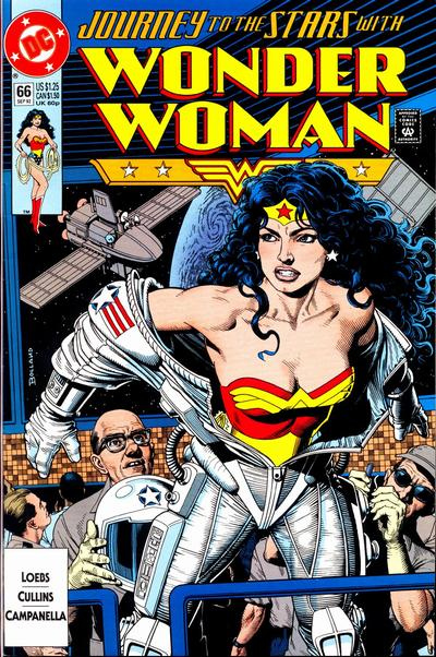 Wonder Woman Vol 2 66