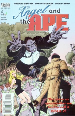 Angel and the Ape Vol 3 2