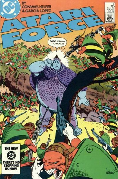 Atari Force Vol 2 8