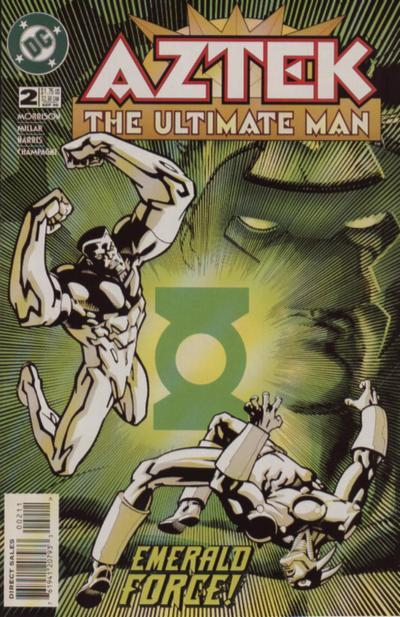 Aztek: The Ultimate Man Vol 1 2