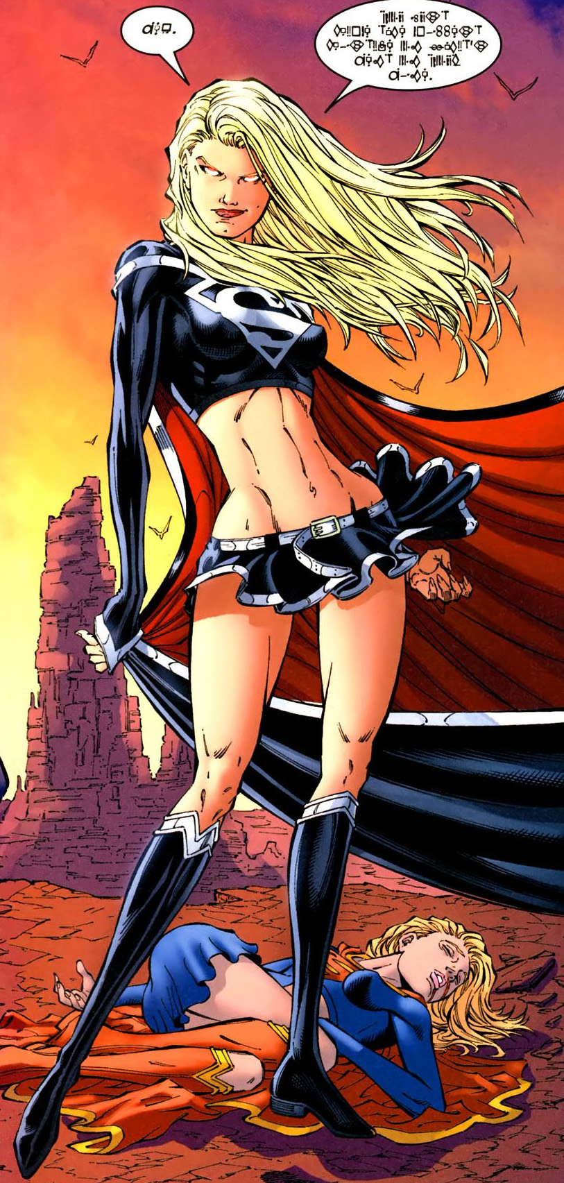 Dark Supergirl (New Earth)