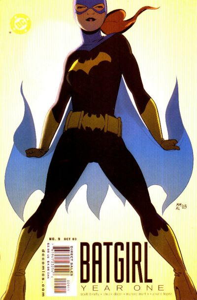 Batgirl: Year One Vol 1 9