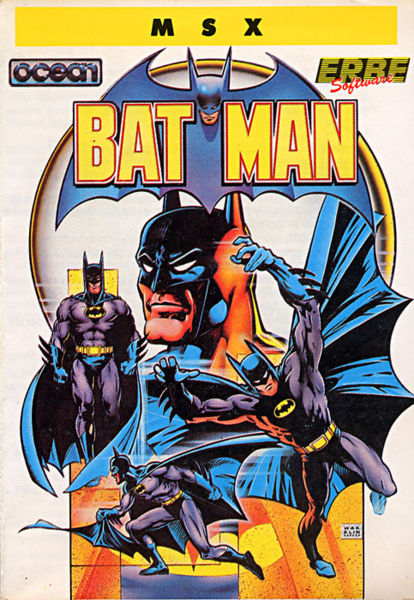 Batman (ZX Spectrum)