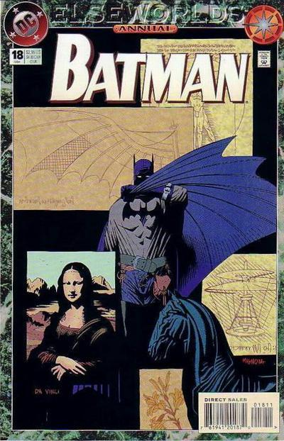 Batman Annual Vol 1 18