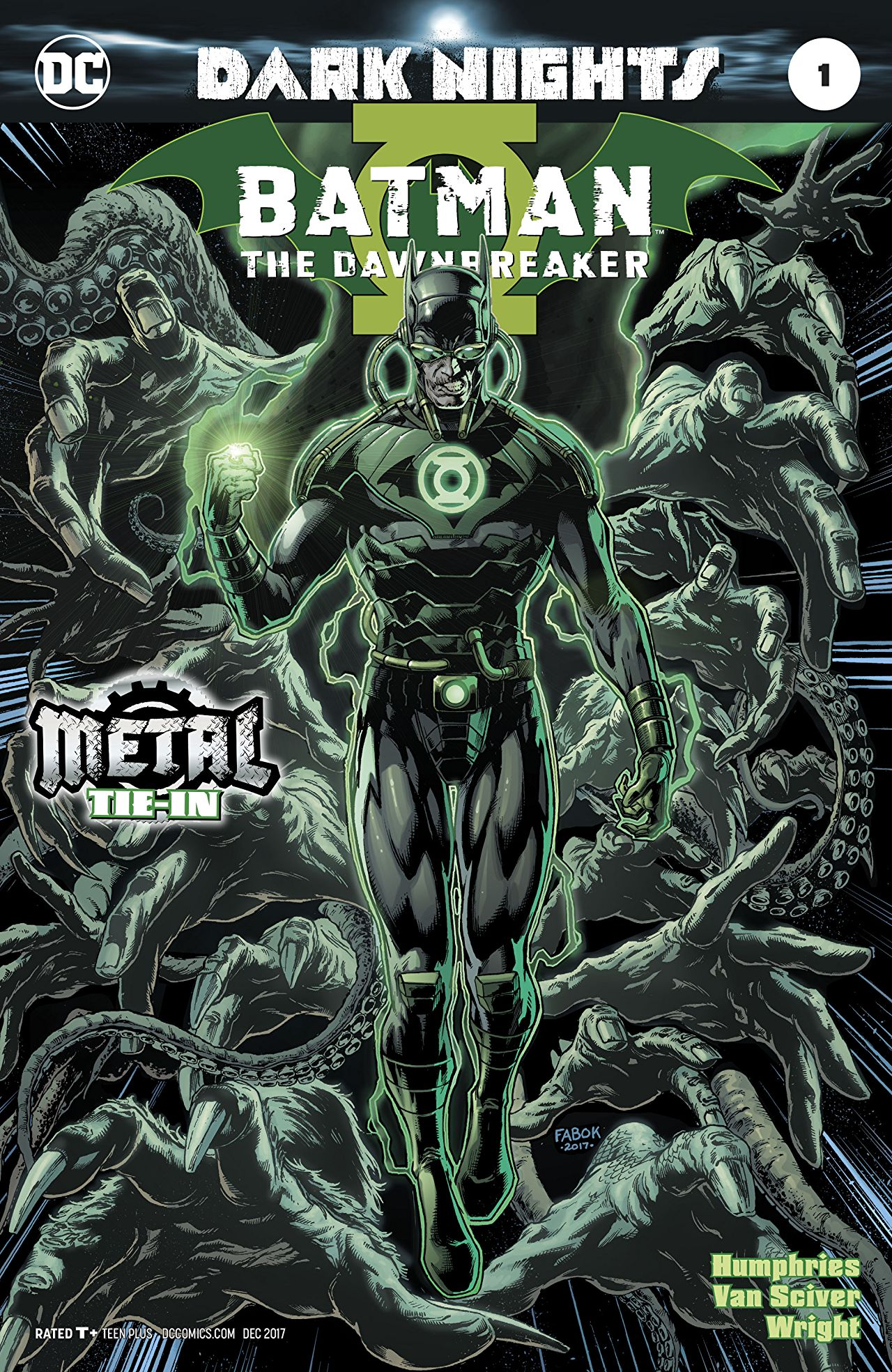 Batman: The Dawnbreaker Vol 1 1