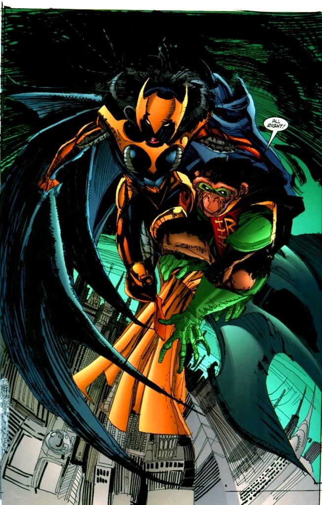 Brenna Wayne (Dark Knight Dynasty)